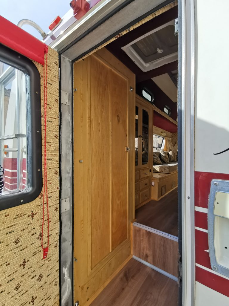 Reformar furgoneta camper