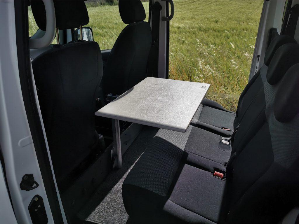 Mueble camper NV200 mallorca